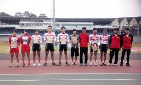 東京都選手団