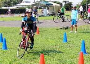 オトナのための自転車学校